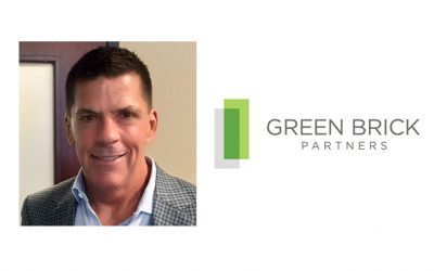 Green Brick Partners, Inc. Appoints Vice President Of Strategic Operations