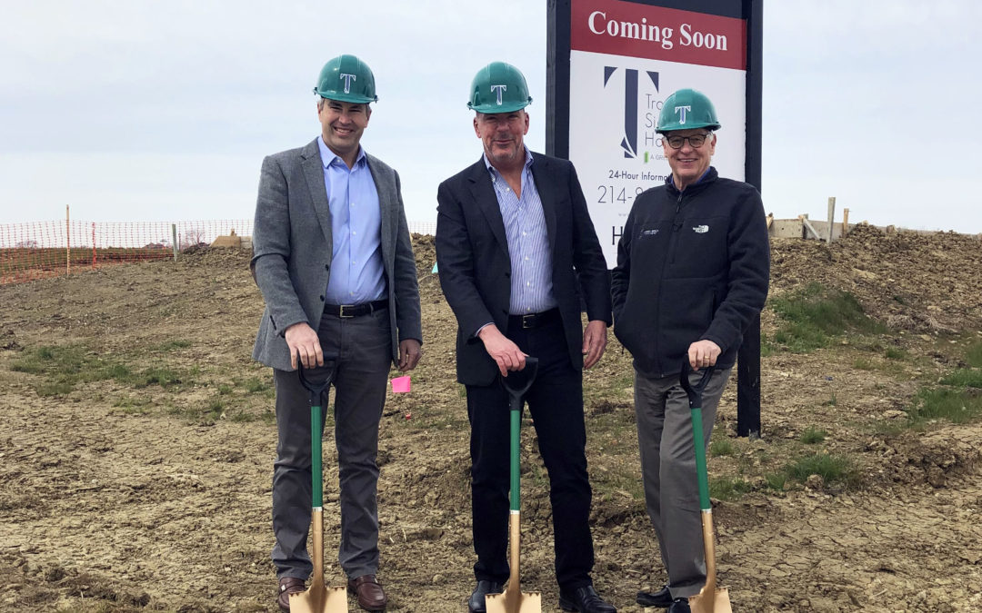 Trophy Signature Homes Breaks Ground On First Model Home