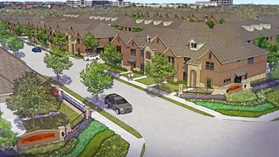 Green Brick Partners' Subsidiary, CB JENI Homes, Announces New Community In Irving