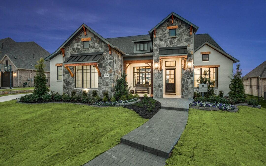 Southgate Homes Expands Into Lucas, TX With New Brockdale Estates Community